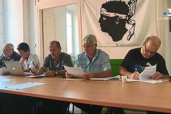 Corsica Libera n'en démord pas : la victoire passe par l'union des nationalistes