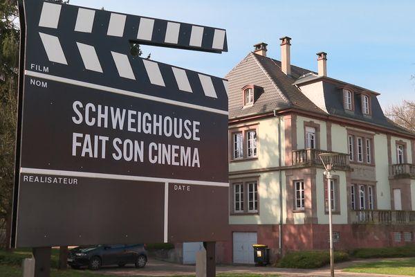 Bienvenue à Schweighouse-sur-Moder, capitale du cinéma dans le Bas-Rhin.