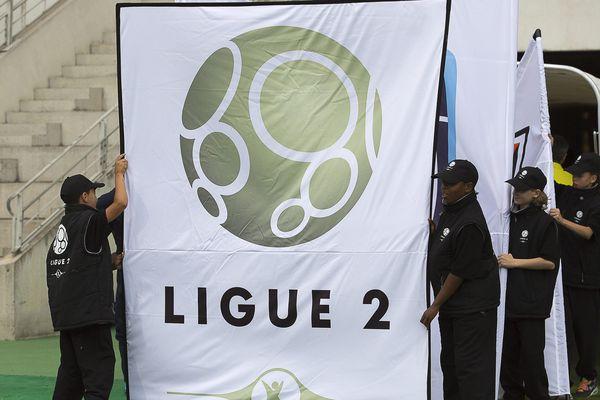 Le logo de la Ligue 2.