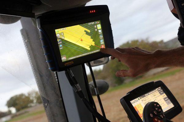 Ces GPS agricoles sont la cible de vols en série.