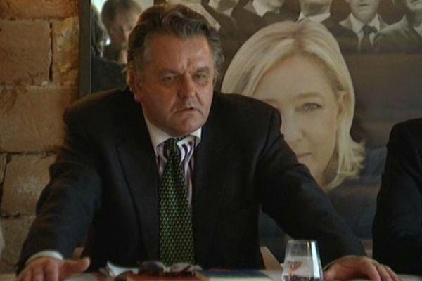 André Kornmann, 50 ans, avocat.