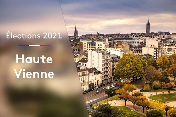 Suivez toute l'actualité des élections départementales, le taux de participation, les résultats dans votre canton en Haute-Vienne.