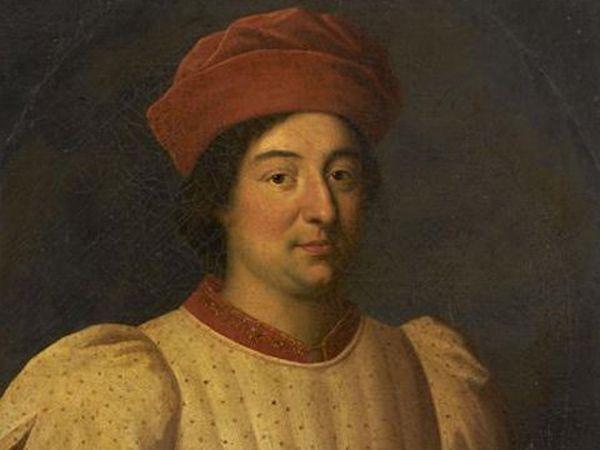 Jacques de Châtillon, amiral de France