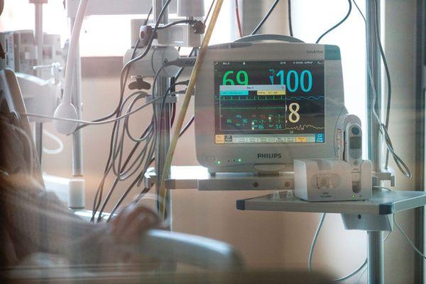 Ce lundi 9 novembre, 71 patients souffrant du COVID 19 étaient pris en charge à l'hôpital de Montluçon dans l'Allier.