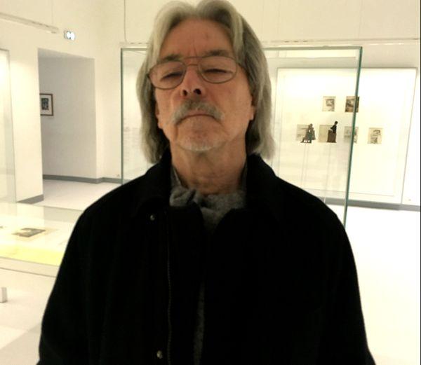 """""""Il représente une manière d'être libre"""", selon Thierry Péché, 72 ans, graphiste"""