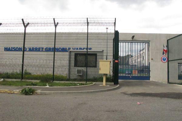 Dix personnes, détenus et membres du personnel, ont été testées positives au Covid-19 à la maison d'arrêt de Grenoble-Varces. (Archives)