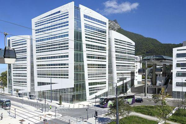 La station Presqu'île Place de la Résistance fera partie des 4 stations du futur Métrocâble de Grenoble.