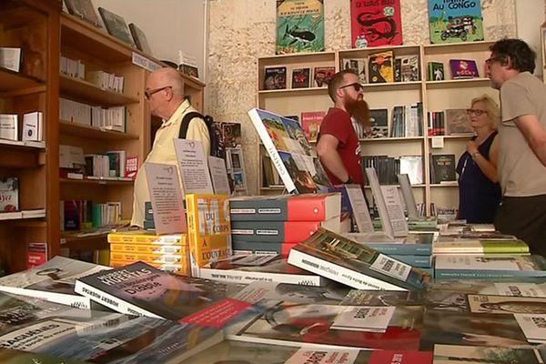 Depuis samedi dernier une nouvelle librairie indépendante a vu le jour à Angoulême