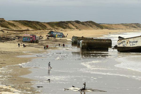 Des ballots de cocaïne ont été retrouvés sur la plage de Capbreton dans les Landes