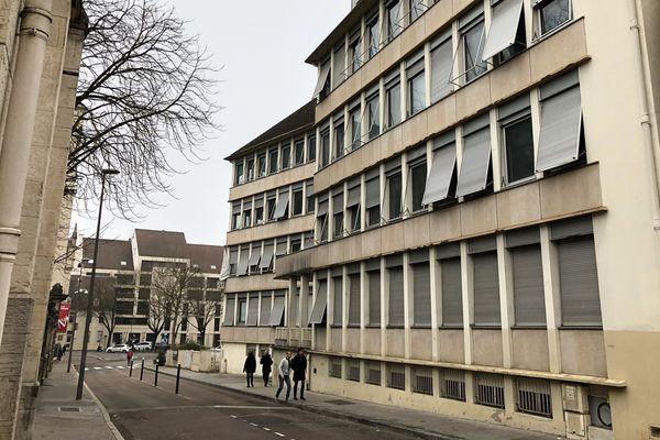 Le bâtiment sera réhabilité entièrement, coup d'envoi des travaux Avril 2020.