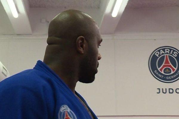 Le PSG judo s'est installé dans un dojo du XIIIe arrondissement de Paris.