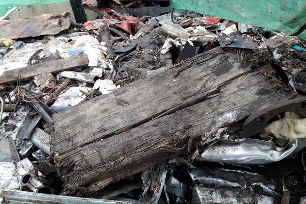 Une fois exportés en Espagne, ces déchets auraient-ils été retraités correctement ? L'export illégal permet d'en douter...