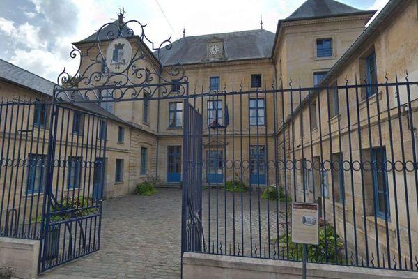 La mairie de Bar-le-Duc (Meuse)