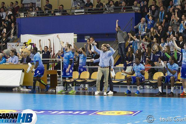 Le Saran Loiret Handball peut à nouveau lever les bras : le club a arraché son maintien dans l'élite lors de la dernière journée