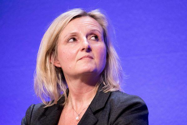 Corinne de Bilbao ex patronne de GE France