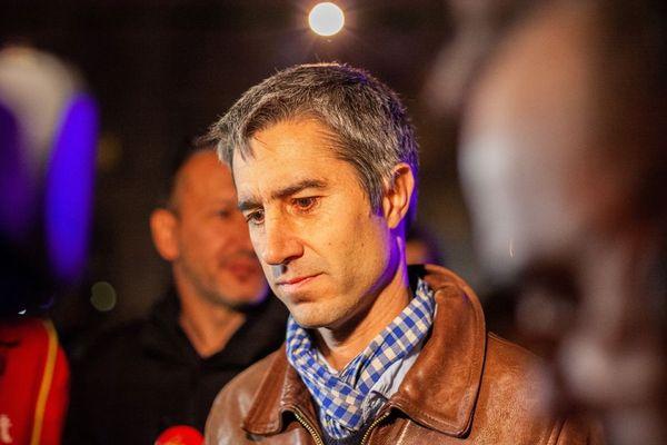 François Ruffin, en novembre 2018 à Paris