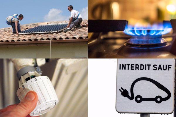 4 coups de pouce pour la transition énergétique.