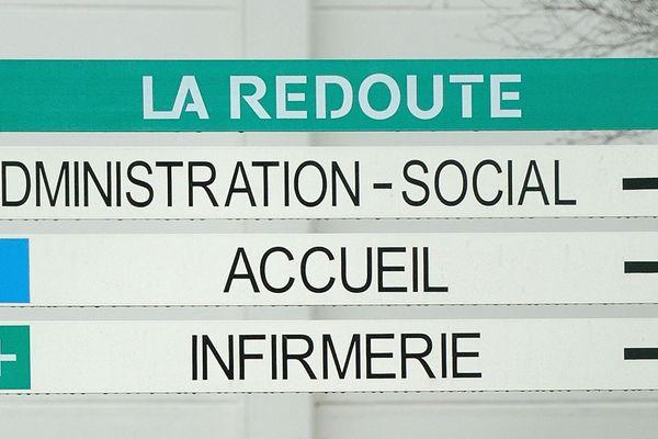 L'entrée du site de Wattrelos de La Redoute (image d'archives).