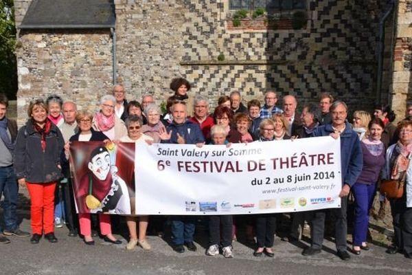 L'équipe des bénévoles du festival de Saint-Valery-sur-Somme attend du renfort.