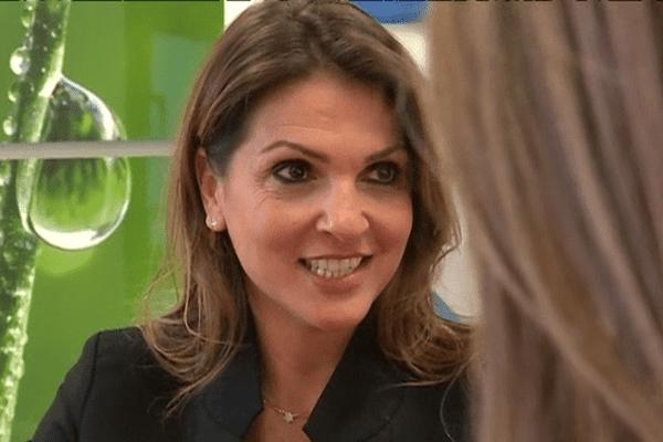 Nathalie Hagège, docteur en biochimie et cheffe d'entreprise