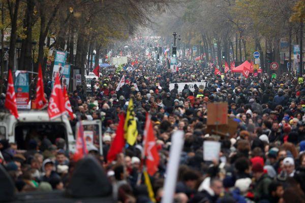 Marche des libertés et des justices à Paris samedi 5 décembre