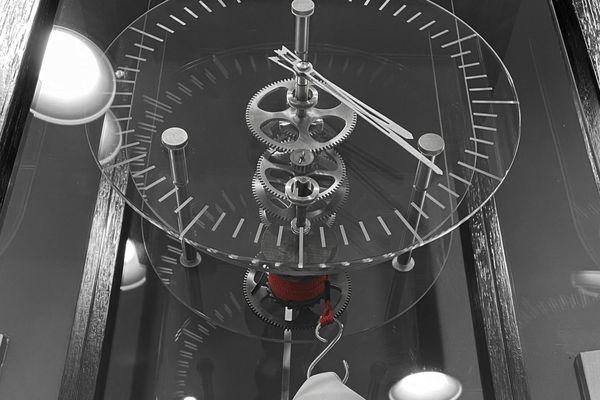 L'horloge Horae aura nécessité 400 heures de travail.