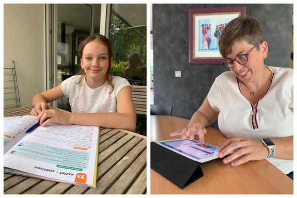 Qui aidera Eve à la rentrée ? Joëlle Suss cherche dans son réseau des mamans intéressées par le métier d'assistant de vie scolaire (avs) pour la rentrée 2020