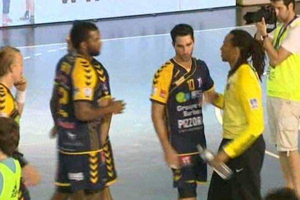 Amertume dans les rangs varois après le succès du PSG sur les hanballeurs de St-Raphaël 36-31.