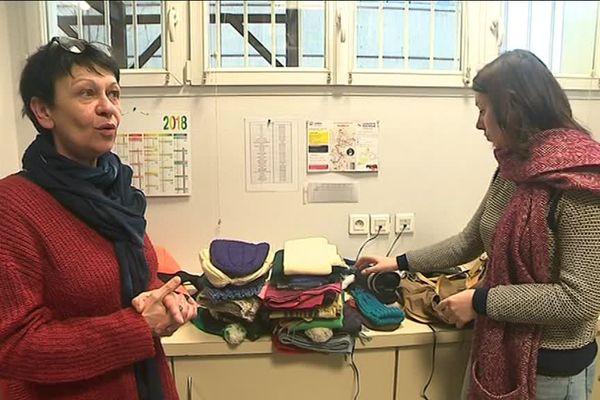 A Caen, la Boussole lance un appel aux dons de vêtements chauds
