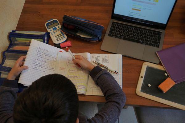 Les enseignants craignent un accroissement des inégalités scolaires pendant le confinement.