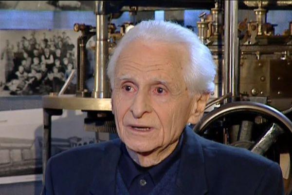 Claude Vigée est décédé à l'âge de 99 ans, le poète né à Bischwiller laisse une empreinte dans le monde de la littérature