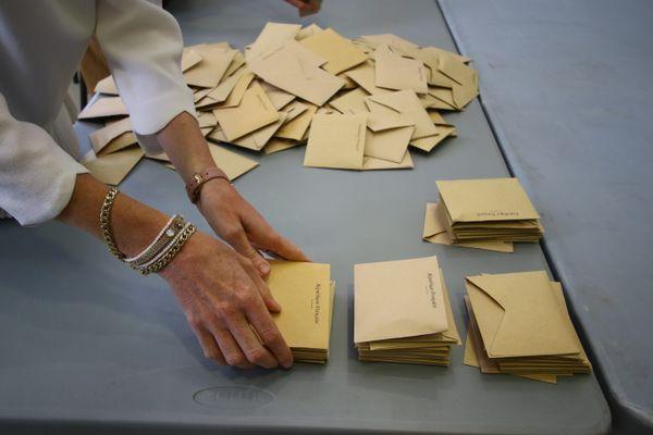 Les bureaux de vote s'apprêtent à rouvrir à Sainte-Marie-aux-Mines
