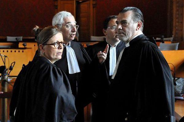 Les avocats des victimes