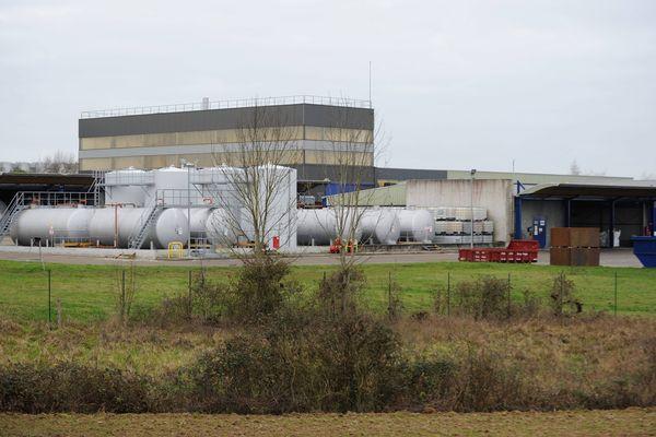 L'usine Aprochim de Gretz-en-Bouère en Mayenne, l'État met en demeure la société Aprochim de respecter les seuils d'émission en PCB
