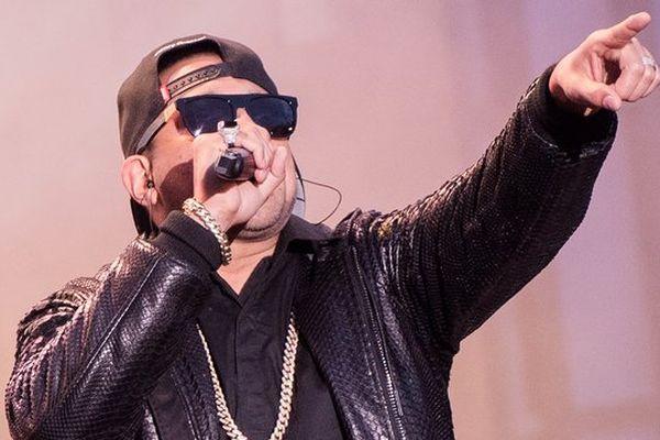 Le chanteur Sean Paul était en concert vendredi 1 juillet au Parc du Jard de Saint-Dizier.