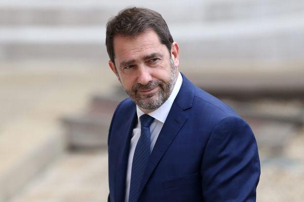 """Pour Christophe Castaner, """"la probité de Richard Ferrand n'est en rien remise en cause""""."""