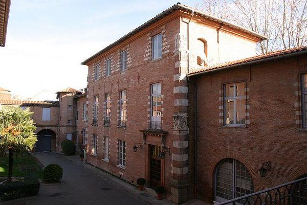 L'actuel rectorat d'académie de Toulouse