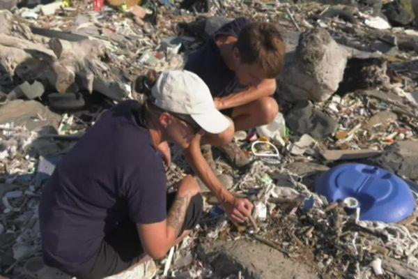 Des chercheurs traquent les plastiques et les étudient pour réduire leur impact sur notre environnement - 2019
