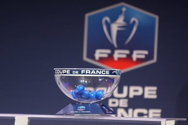 Le tirage au sort de la Coupe de France