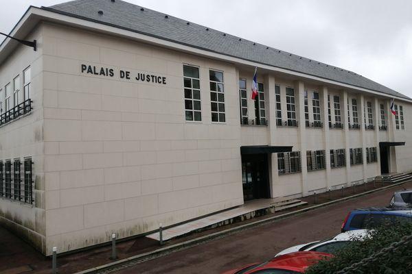 Gilles Quinquenel a comparu devant le tribunal correctionnel de Coutances le 3 février 2021