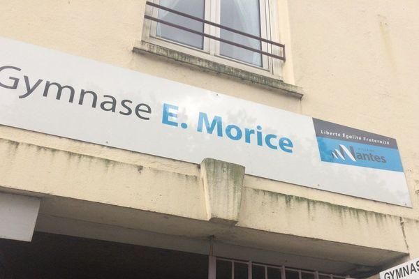 Le gymnase a été ouvert par la mairie de Nantes, lundi 20 août