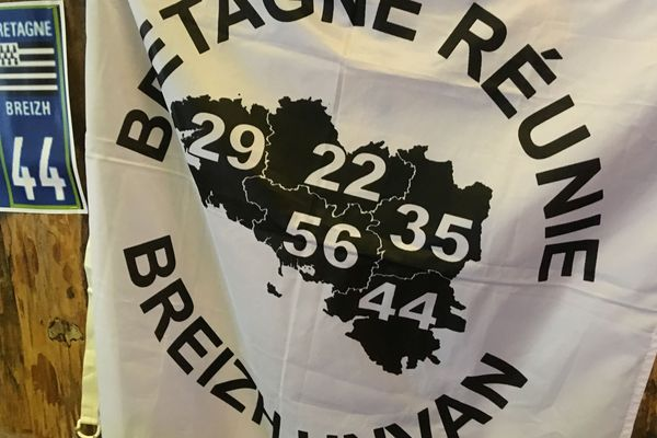 Bretagne Réunie a recueilli 100 000 signatures pour le rattachement de la Loire-Atlantique à la Bretagne