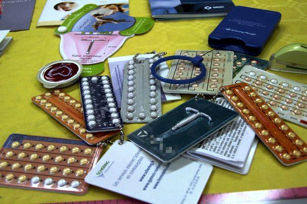 La contraception féminine est remboursée jusqu'à 25 ans dès le 1er janvier 2022.
