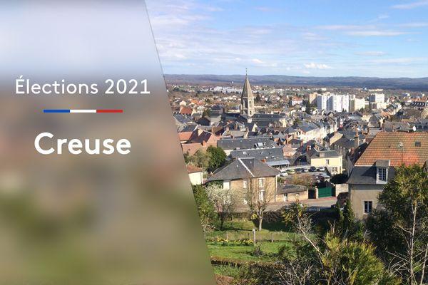 Suivez toute l'actualité des élections départementales, le taux de participation, les résultats dans votre canton dans la Creuse.