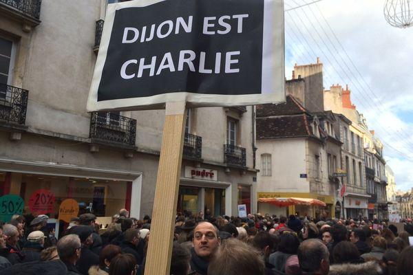 Dijon est Charlie