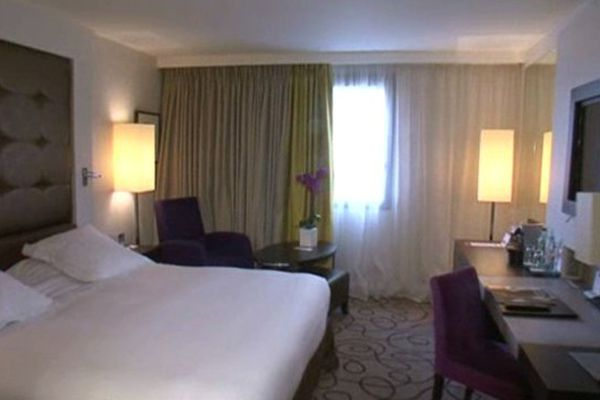 Les chambres d'hôtel haut de gamme ont de moins en moins de clients à Montpellier