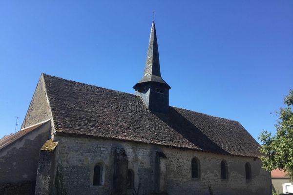 Eglise Saint-Denis d'Epiry (58)