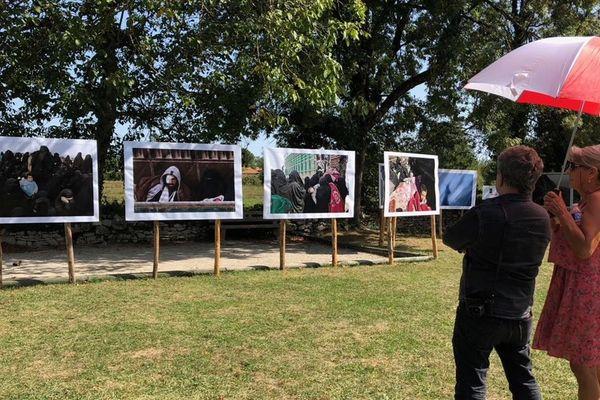 Le festival de photographies Barrobjectif se poursuit jusqu'au 22 septembre.