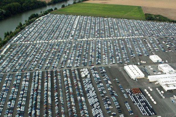 Les plateformes automobiles accusent une perte de chiffre d'affaires pendant la crise sanitaire.