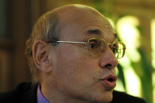 Jean-Luc Schaffauser a 58 ans. Ex-UMP, il a rejoint le rassemblement Bleu Marine pour être candidat à la mairie de Strasbourg lors des dernières municipales.